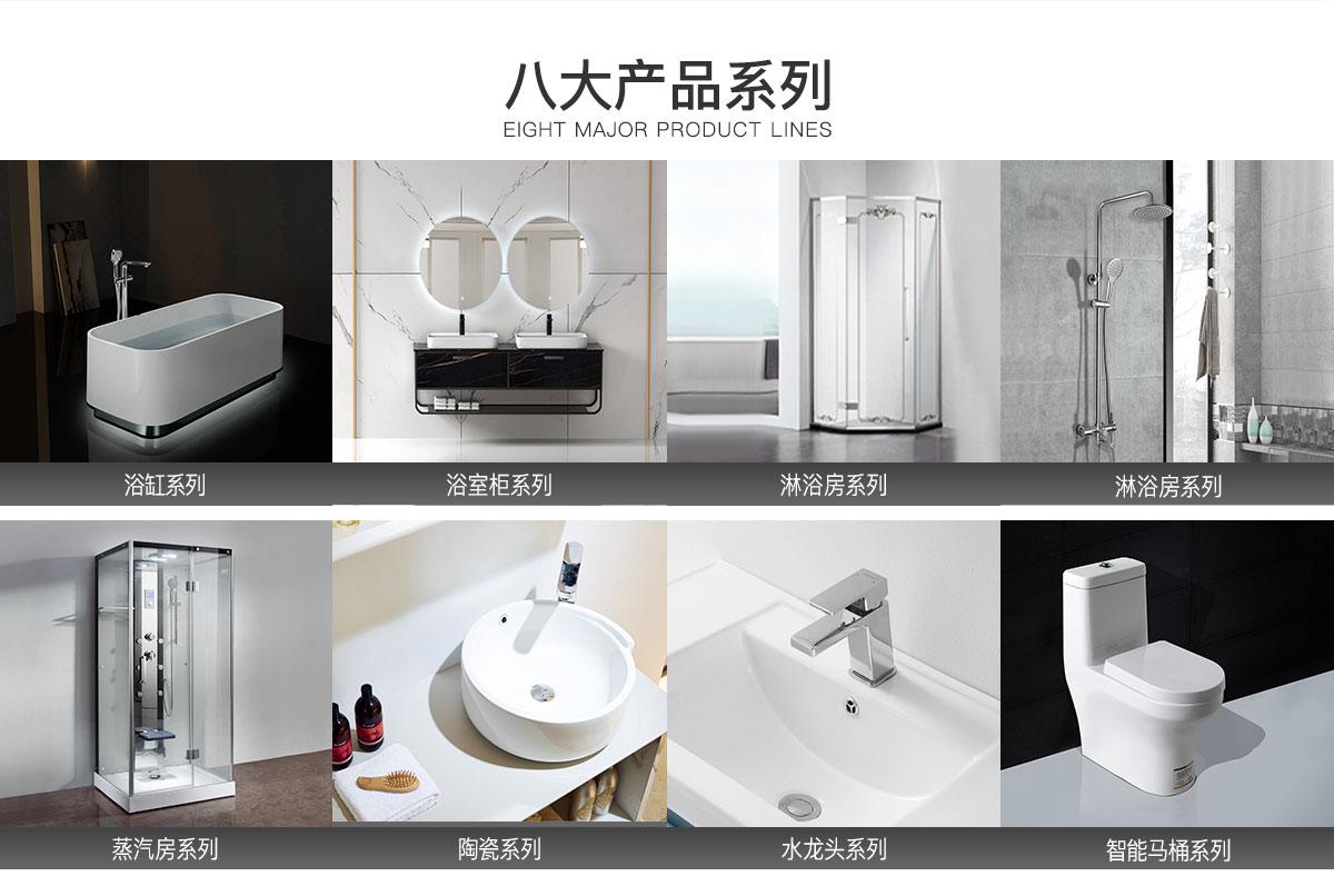 阿波罗(中国)有限公司,阿波罗卫浴,招商加盟,智能卫浴加盟代理,25周年大庆暨战略合作伙伴大会,八大产品系列
