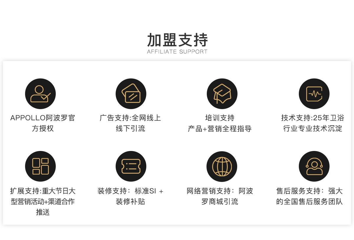 阿波罗(中国)有限公司,阿波罗卫浴,招商加盟,智能卫浴加盟代理,25周年大庆暨战略合作伙伴大会,加盟支持