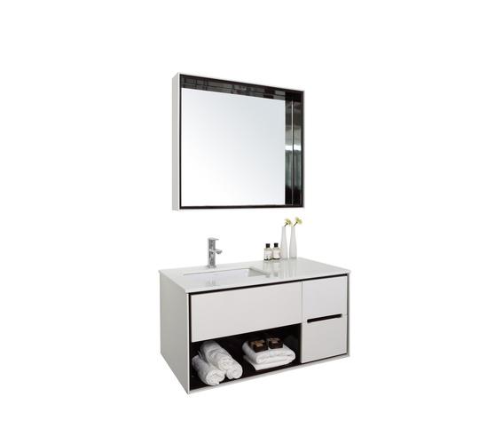 现代浴室柜UV-3926