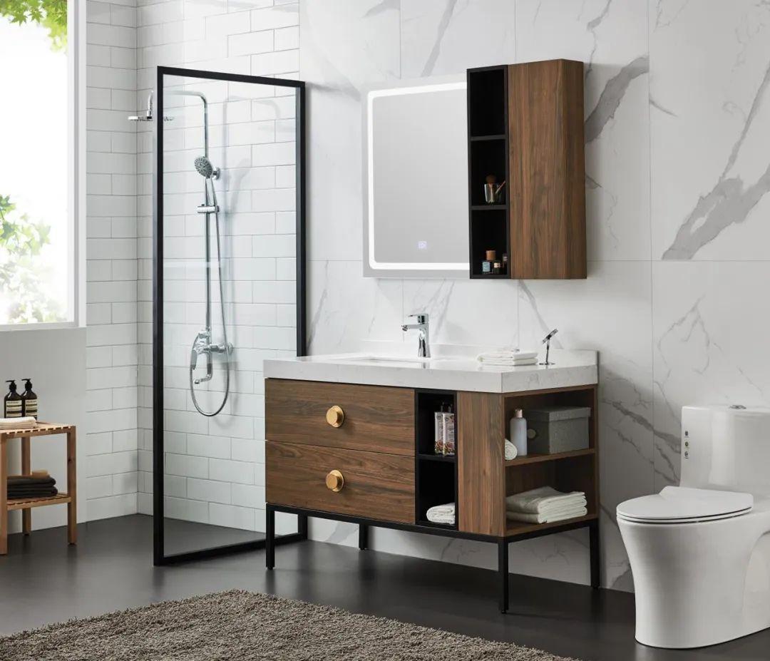 你家卫生间的收纳能力,其实被你浪费了不止60%!