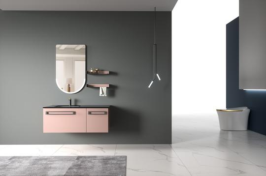 现代浴室柜AF-1837-1200