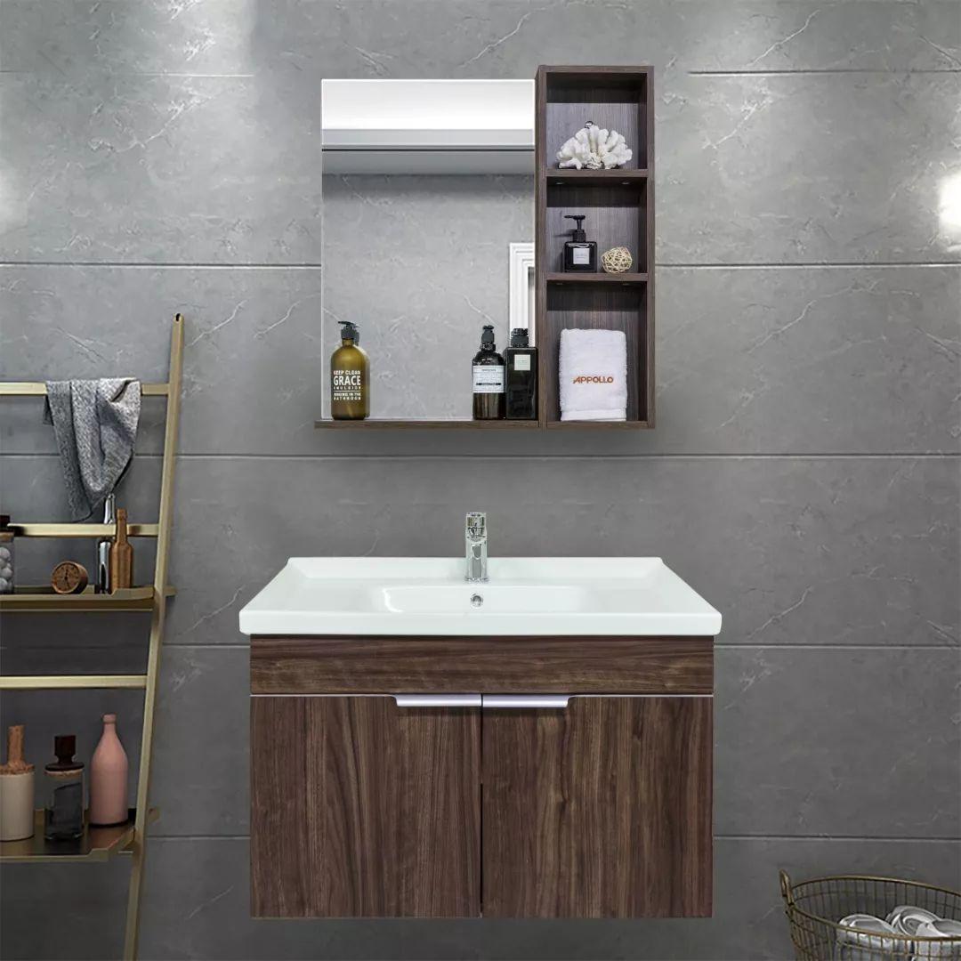 种草浴室柜好物,老婆每天都能美美哒!