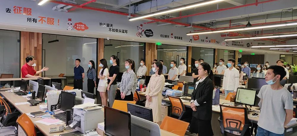 阿波罗(中国)有限公司开展作业流程培训