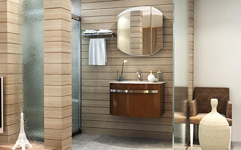 如何挑选一款好看又实用的浴室柜!