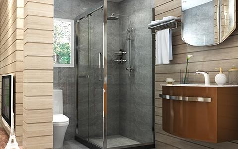 淋浴房正确安装指南,从此告别漏水渗水