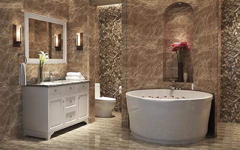 听说,这才是20年之后的浴室