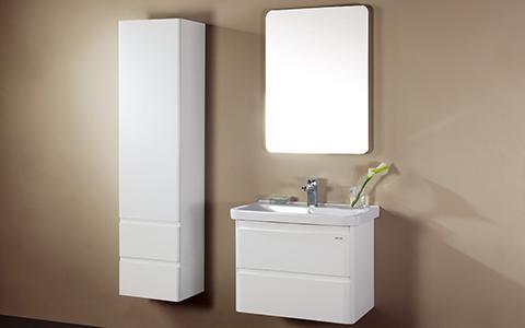 浴室柜定制化成市场新宠