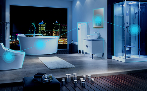 SMART LIFE 智享健康卫浴时代