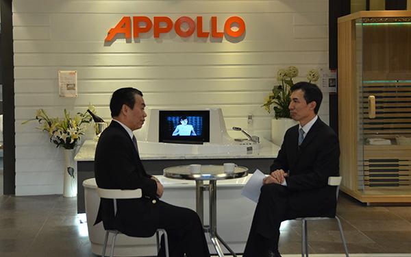 阿波罗荣登宁夏卫视解码一带一路栏目代表民营企业分享20年成功海外征途