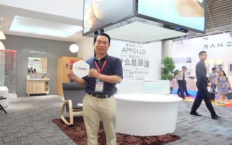 【太平洋家居专访】阿波罗陈志雄:智能化引领卫浴生活新体验