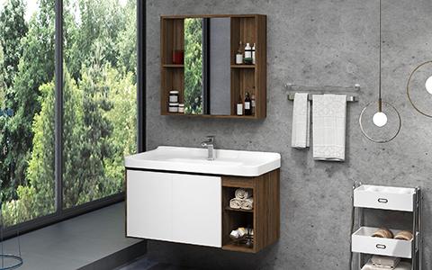 阿波罗浴室柜 | 品质传承,缔造非凡