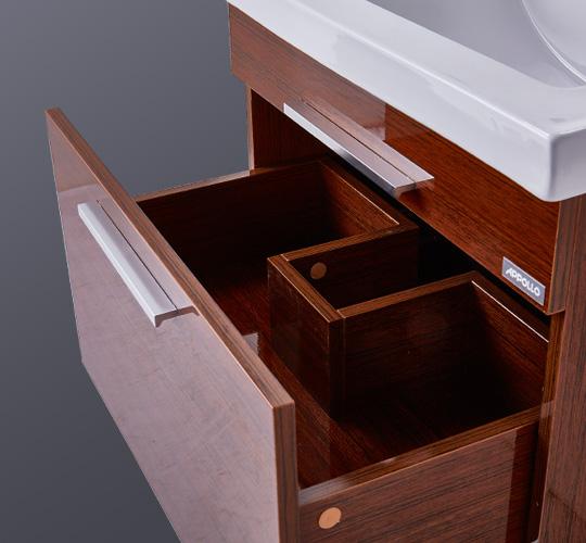 现代浴室柜UV-3908